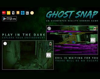 Ghost Snap-AR-App