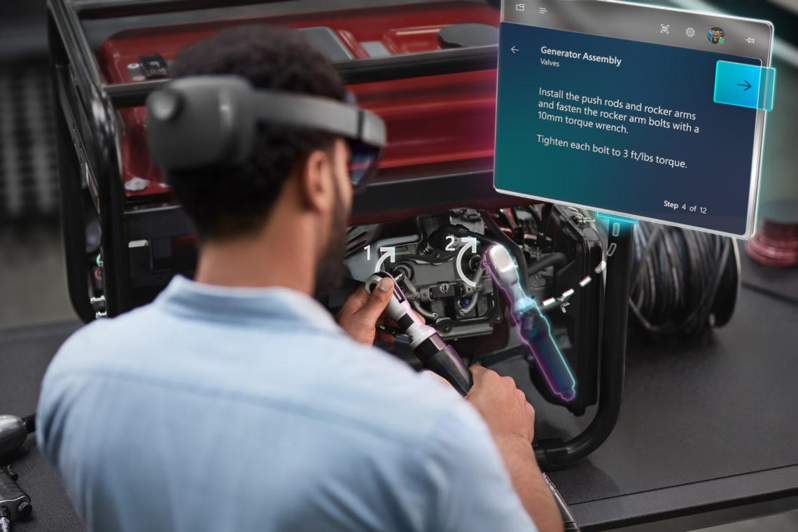 HoloLens2-VR