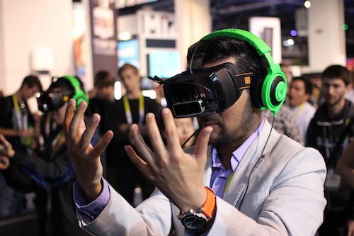 هدست واقعیت مجازی Oculus Quest
