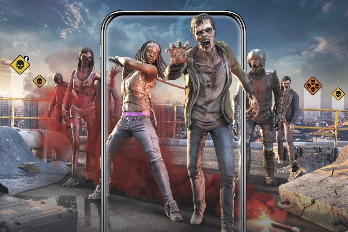 بازی The Walking Dead: Our World