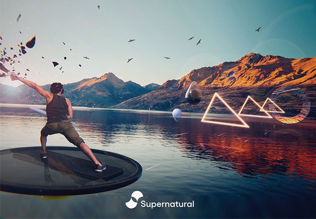 Introducing the Supernatural Virtual Reality Fitness app